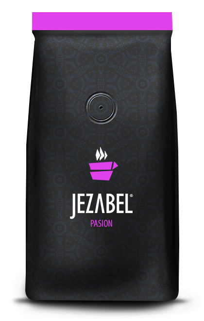 Cafea boabe Jezabel Pasion
